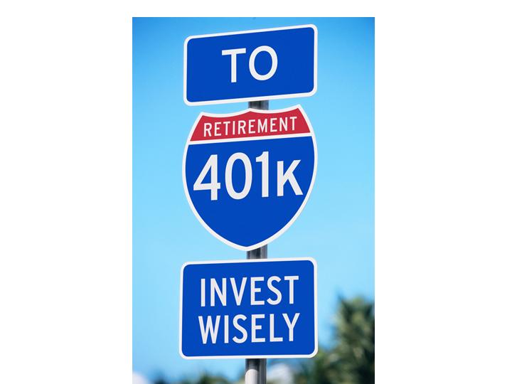 Smart retirement investing