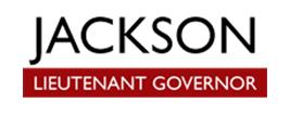 jackson for lt gov