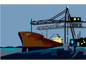 ship-in-port