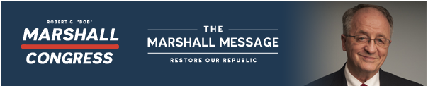 BOB MARSHALL FOR CONGRESS