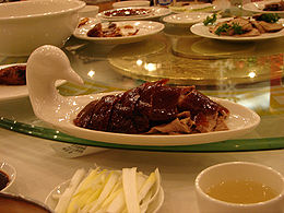 Interested in being a Peking duck? Check out this post at Wikipedia. http://en.wikipedia.org/wiki/Peking_duck