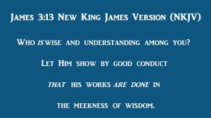 James 3-13