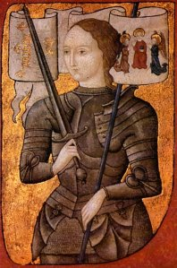 Joan of Arc from Archives nationales. For information on => Joan of Arc
