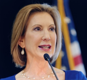 Fiorina at Republican Party conference June 2015 (from here)
