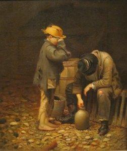 Temperance Lecture by Edward Edmondson, Jr. (1830–1883)