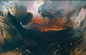The Great Day of His Wrath, John Martin, 1851–1853. (from here)